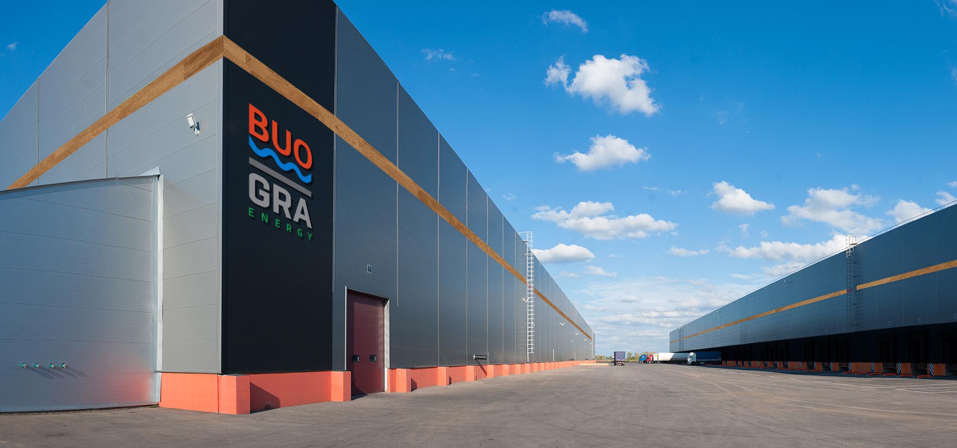 BuoGra System Building